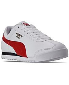 Men's Roma Basic+ Casual Sneakers from Finish Line