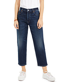 Lucky Brand Relaxed Tapered Jeans