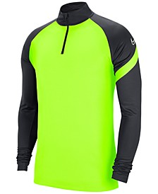 Men's Academy Pro Dri-FIT Soccer Quarter-Zip