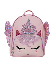 Toddler, Little and Big Kids Miss Pegasus Gwen Flower Crown Mini Backpack