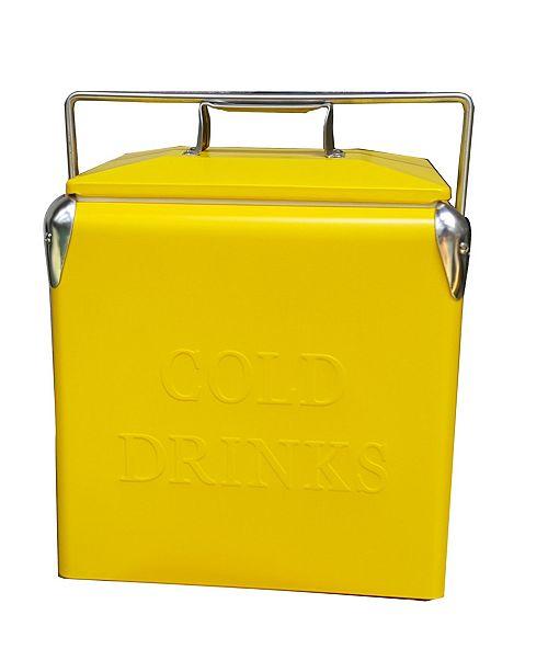 Permasteel 14 Qt. Portable Picnic Cooler