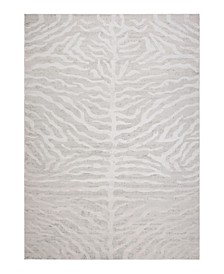 CLOSEOUT! Bandipur HB-20 Ivory 3' x 5' Area Rug