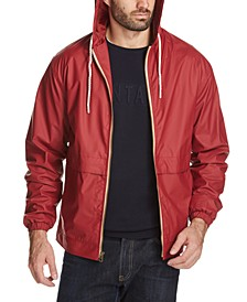 Men's Rope Windslicker Jacket