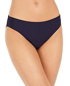 Solid Hipster Bikini Bottoms