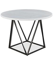 Ramona Round Marble Table