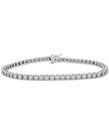 Diamond Tennis Bracelet (1 ct. t.w.)
