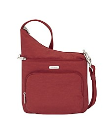 Anti-Theft Essentials North-South Crossbody