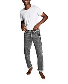 Tapered Leg Jean