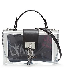 Own the Clear Bag Trend With This Michael Kors Crossbody