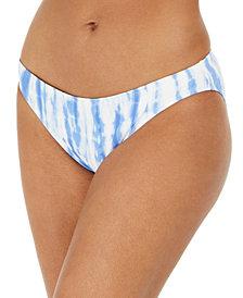 Michael Michael Kors Tie-Dye Classic Bikini Bottoms