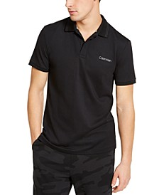 Men's CK Move 365 Short Sleeve Polo
