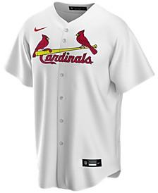Men's St. Louis Cardinals Official Blank Replica Jersey