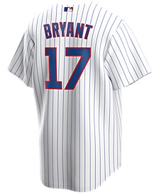 Men's Kris Bryant Chicago Cubs Official Player Replica Jersey