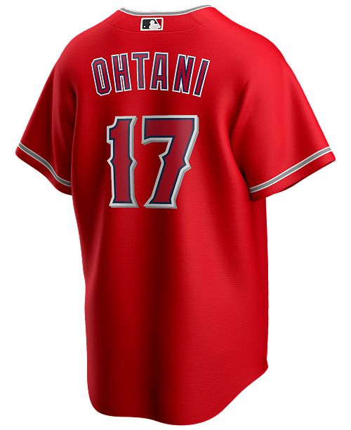 Nike Men's Shohei Ohtani Los Angeles Angels Official Player Replica Jersey