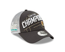 San Francisco 49ers Conference Champ Locker Room 9FORTY Snapback Cap