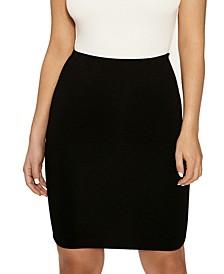 The NW Hourglass Mini Skirt