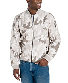 Men's Bomber Jacket, Created for Macy's