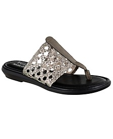 Tuscany by Carlina Thong Sandals
