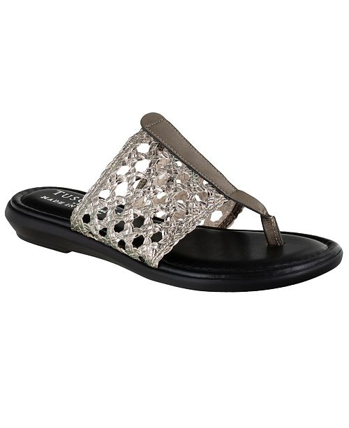 Easy Street Tuscany by Carlina Thong Sandals