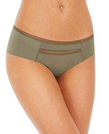 Invisibles Mesh-Trim Hipster Underwear QD3694