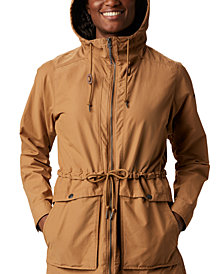 Columbia Women's West Bluff Hooded Jacket