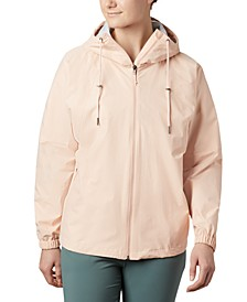 Women's Park Hooded Colorblocked Jacket