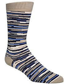 Men's Random-Stripe Socks