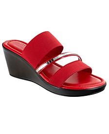 Tuscany by Monaco Wedge Sandals