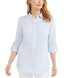 Linen Shirt, Created for Macy's