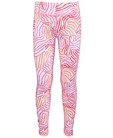 Toddler Girls Printed Caged Leggings, Created for Macy's