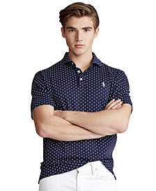 Men's Classic-Fit Soft Cotton Polo