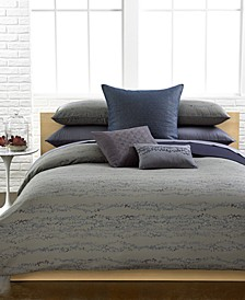 LAST ACT! Chambray Sparkle European Sham