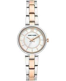 Women's Two-Tone Bracelet Watch 26mm
