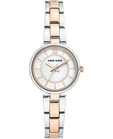 Anne Klein Women's Two-Tone Bracelet Watch 26mm