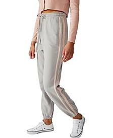 High Waisted Track pant
