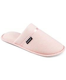Women's Jersey Cambell Clog Slippers With Memory Foam