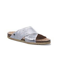Women's Pina Vegan Flat Sandals