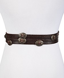 Swag Leather Waist Belt