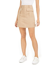 Cargo Mini Skirt, Created For Macy's