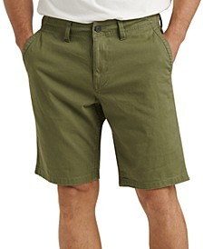 "Men's Stretch Twill 9"" Shorts"