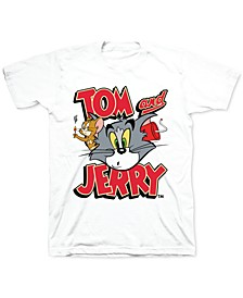 Tom and Jerry Men's Graphic T-Shirt