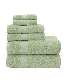 Pure Elegance Towel Set - 6 Piece