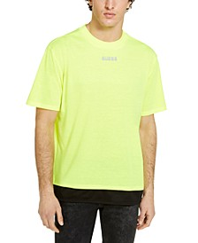 Men's Kurt Jersey Mesh Layer T-Shirt