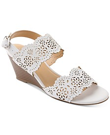 Subira Strappy Wedge Sandals