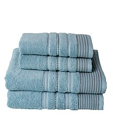 Rimini 4-Pc. Turkish Cotton Towel Set