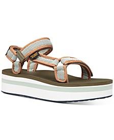 Women's Flatform Universal Mesh Sandals