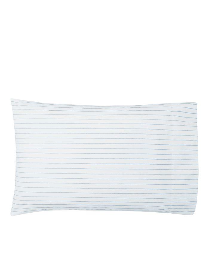Lauren Ralph Lauren - Spencer Stripe Standard Pillowcase