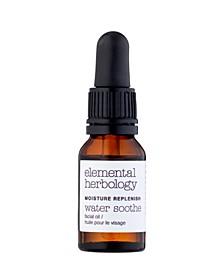 Water Soothe Facial Oil for Face, 0.5 fl oz