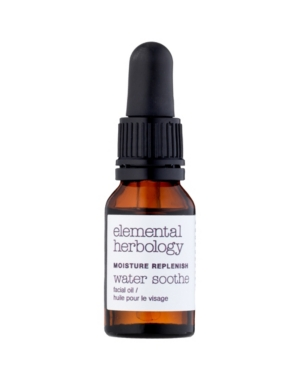 Elemental Herbology Water Soothe Facial Oil for Face