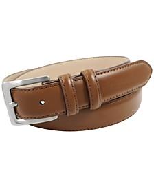Men's Top Grain Leather Dress Belt